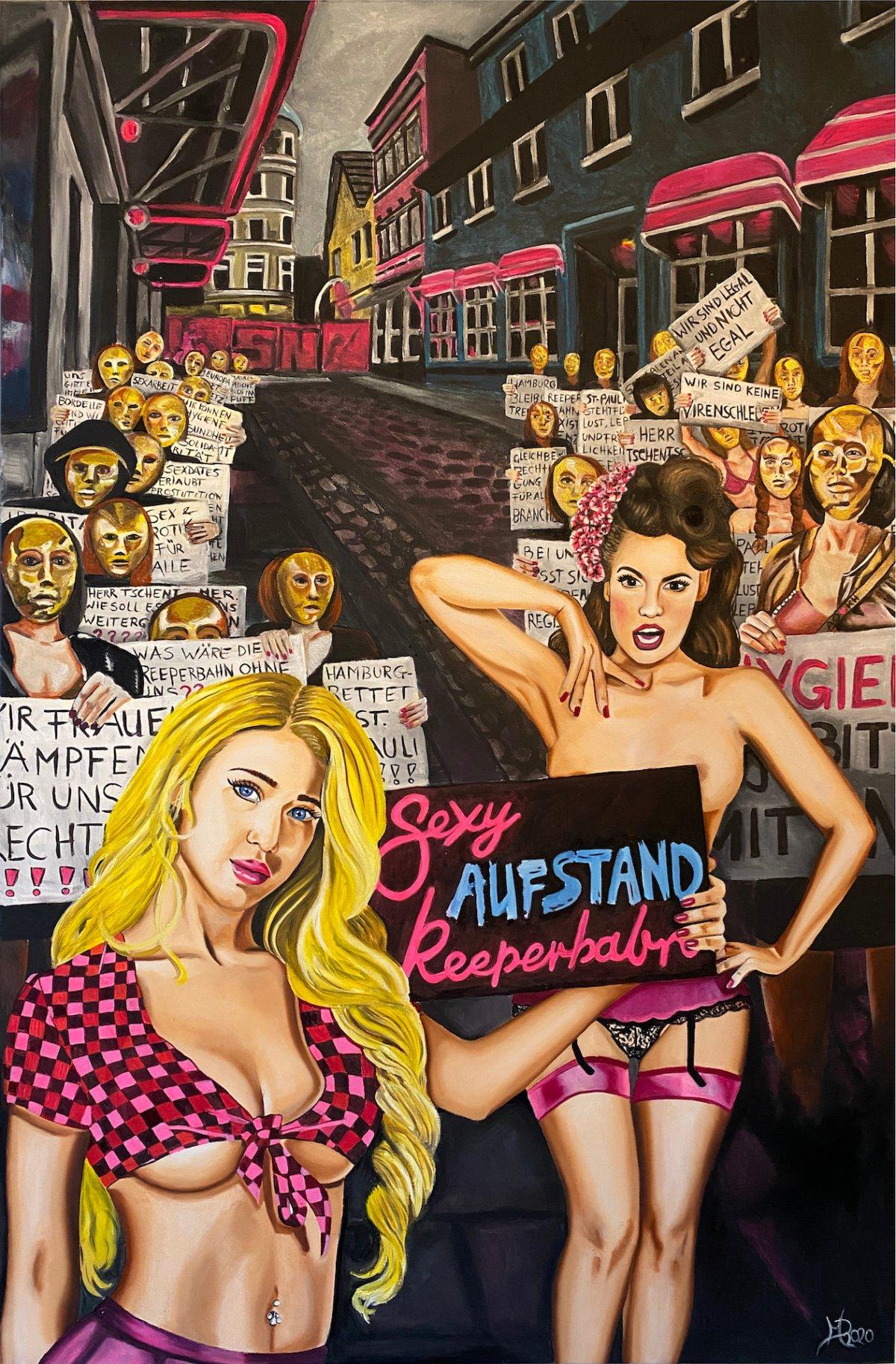 sexy-aufstand-reeperbahn-2.0-popart-maaike-dirkx-galerie-hamburg-popstreetshop