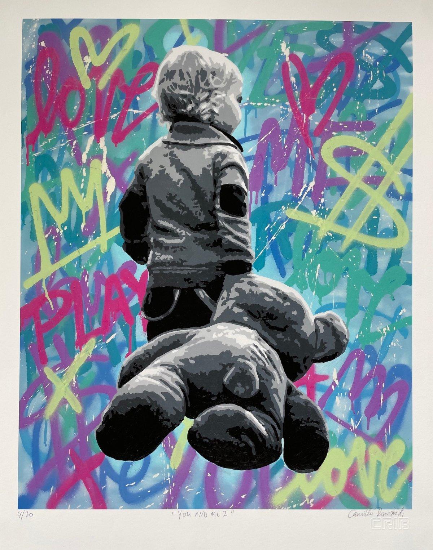 thesoundof-crob-print-popart-gallery-popstreetshop-hamburg